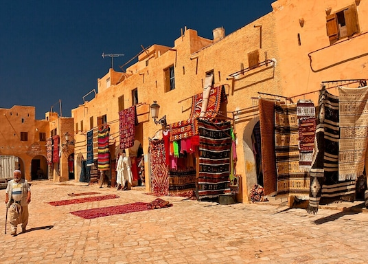 Ghardaia Province, Alžyras