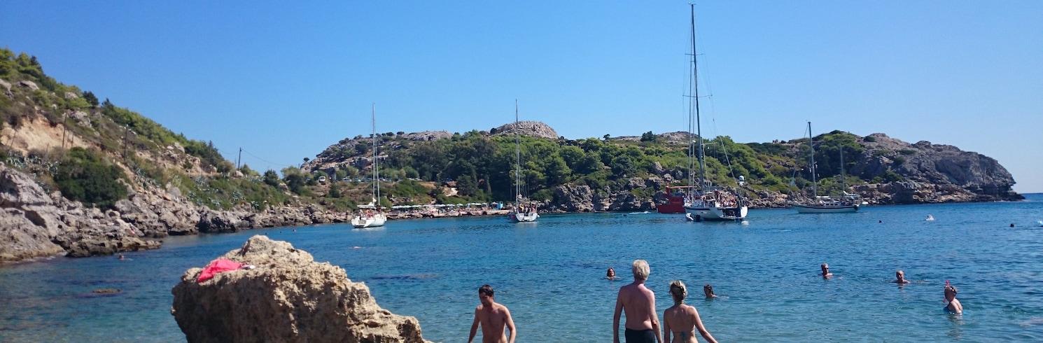 Faliraki, Hy Lạp