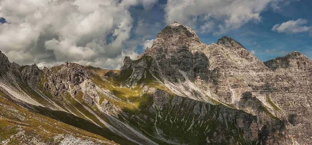Telfes im Stubai, Tyrol, Austria