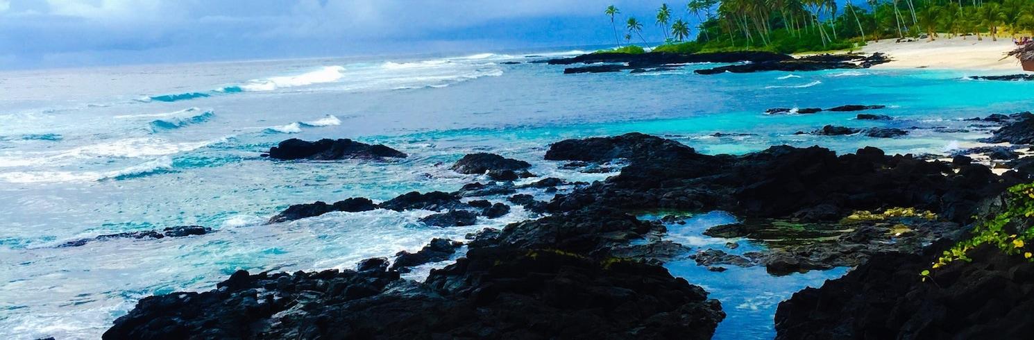 Matautu, Samoa