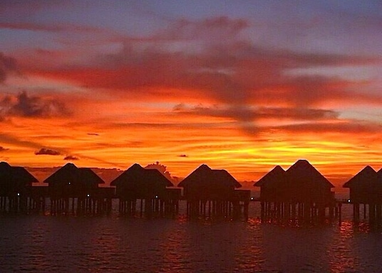 Vilu Reef, Maldivy