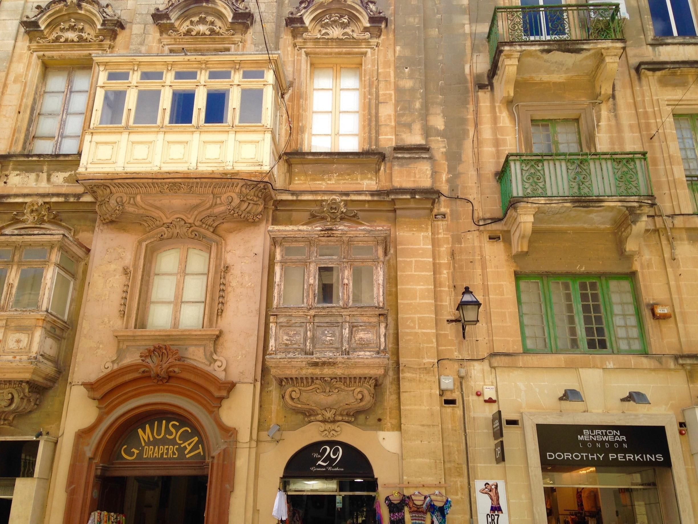 Strait Street, Valletta, Malta
