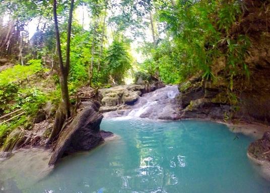 オスロブ, フィリピン
