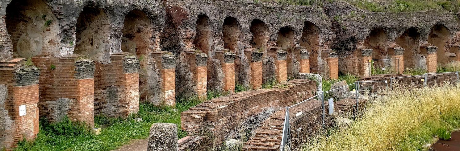 Santa Maria Capua Vetere, Italien