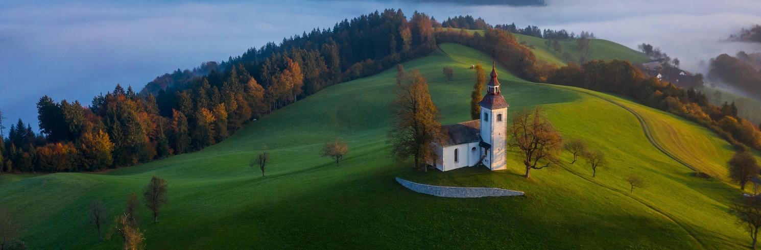 Škofja Loka, Slovinsko
