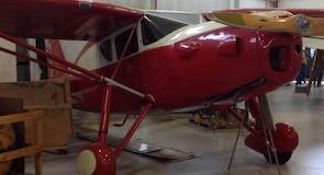 """""""Champaign"""" aviacijos muziejus"""