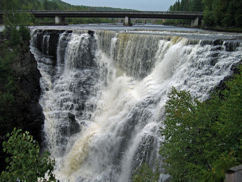 Kakabeka Falls Provincial Park, Oliver Paipoonge, Ontario, Kanada