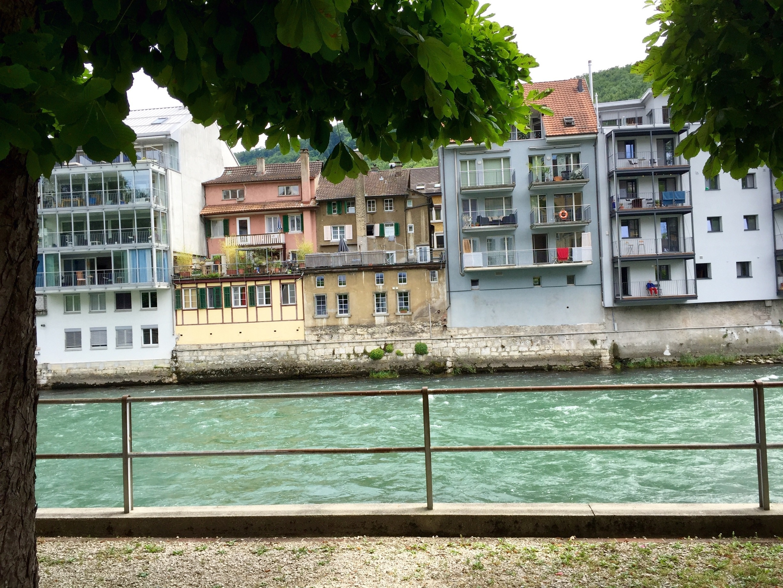 Baden, Kanton Aargau, Schweiz