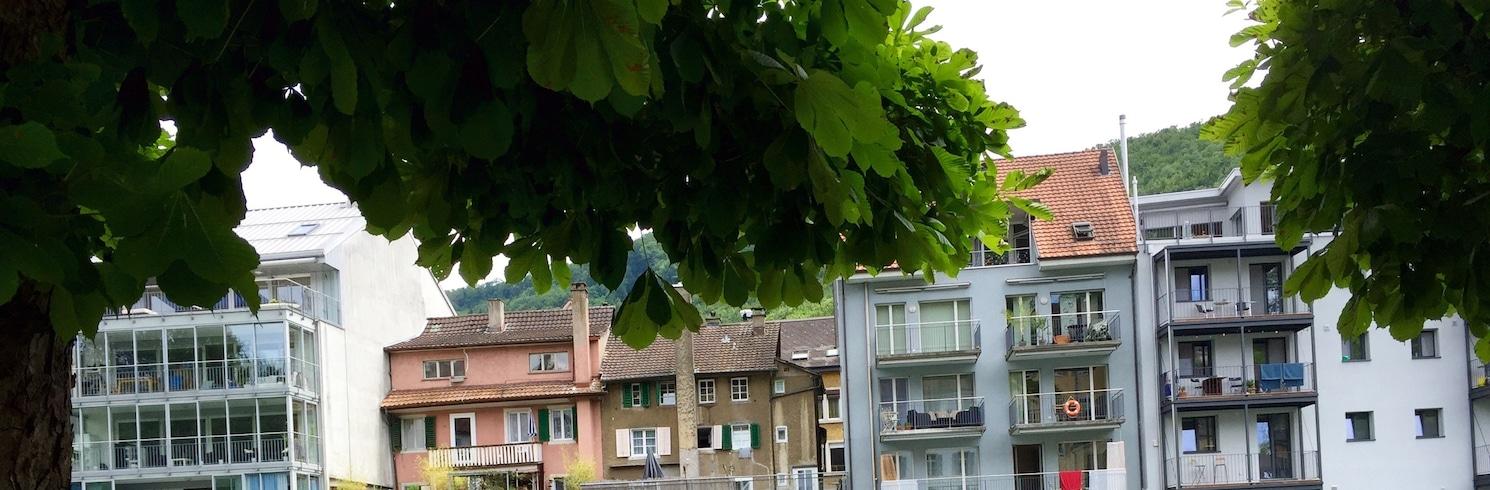 Baden, Swiss