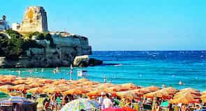 Torre dell'Orso Beach
