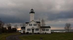 Stony Point Battlefield Lighthouse