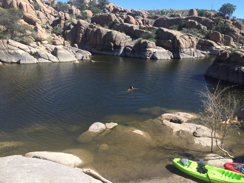 Watson Lake, Prescott, Arizona, United States of America