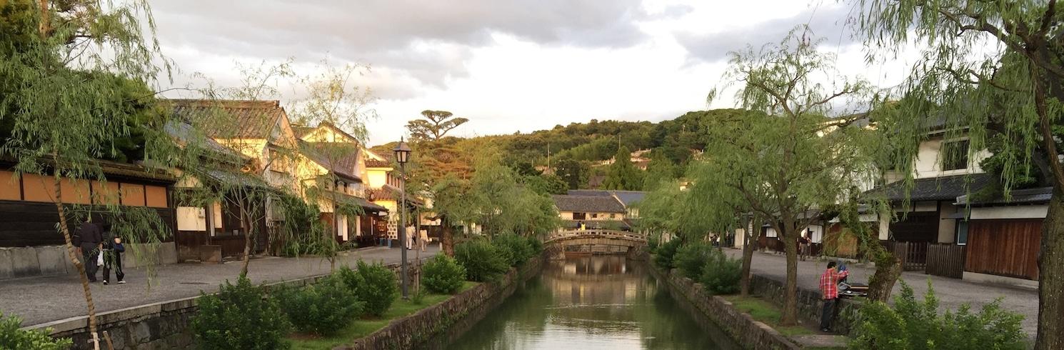 倉敷, 日本