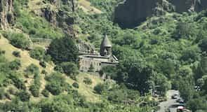 Samostan Geghard