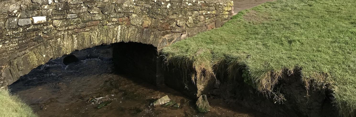 Laugharne, Großbritannien
