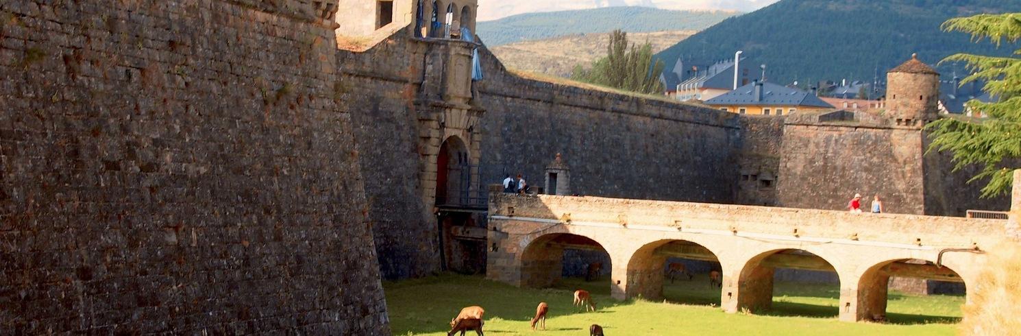 Jaca, Spanien