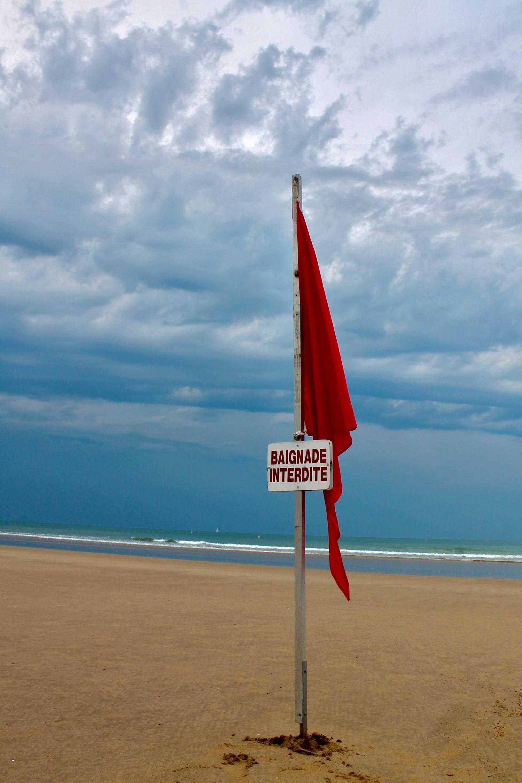Les Sables d'Olonne Beach, Les Sables d'Olonne, Vendee, France