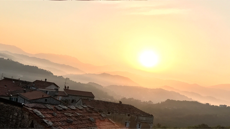 Ricco del Golfo di Spezia, Liguria, Italia