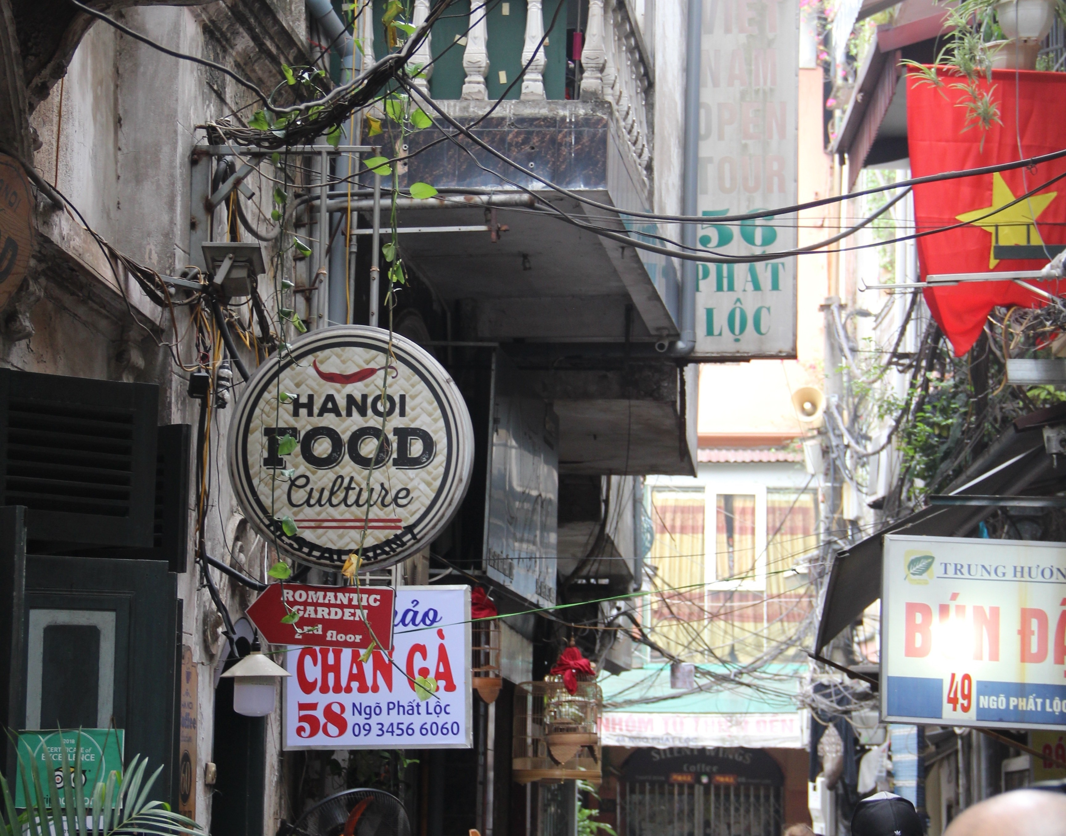 Hang Dao, Hanoi, Vietnam