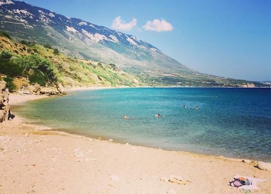 Karavados, Hy Lạp