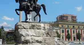 จัตุรัส Skanderbeg
