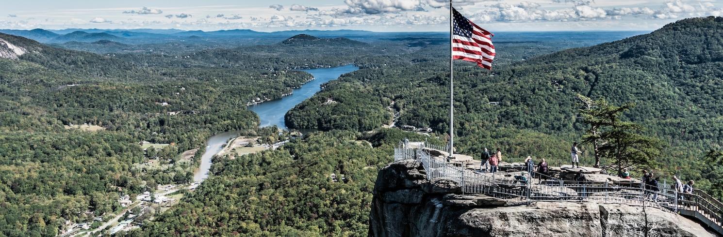 Chimney Rock, Severná Karolína, Spojené štáty