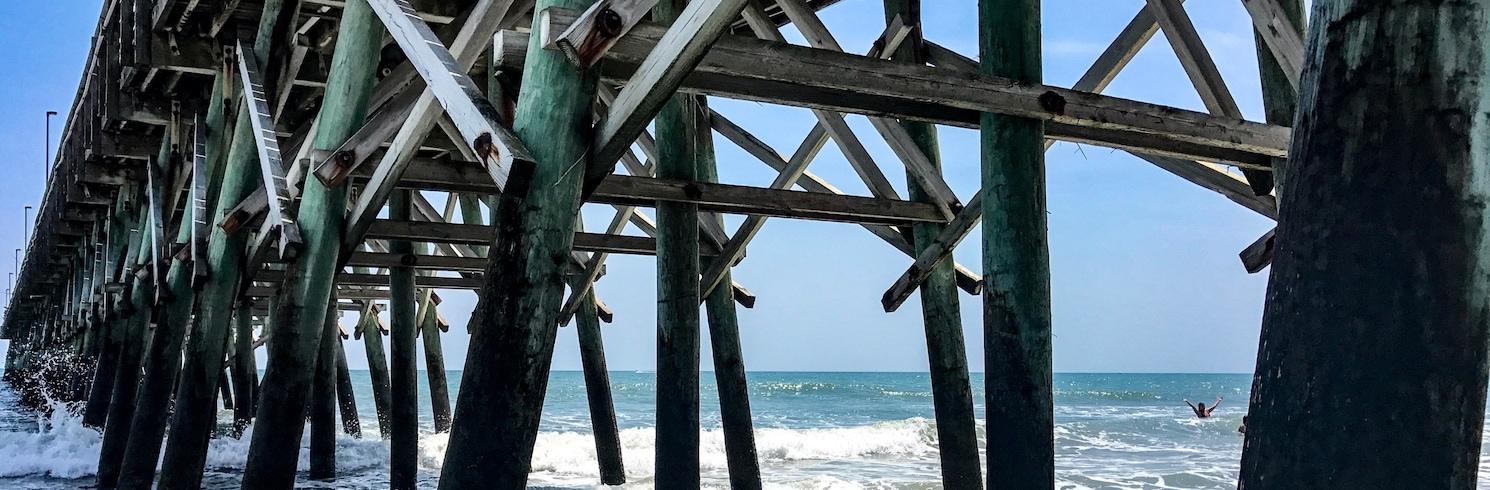 Pantai Myrtle, Carolina Selatan, Amerika Serikat