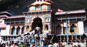 Badrinath-templet