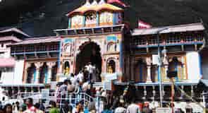 Храм Badrinath