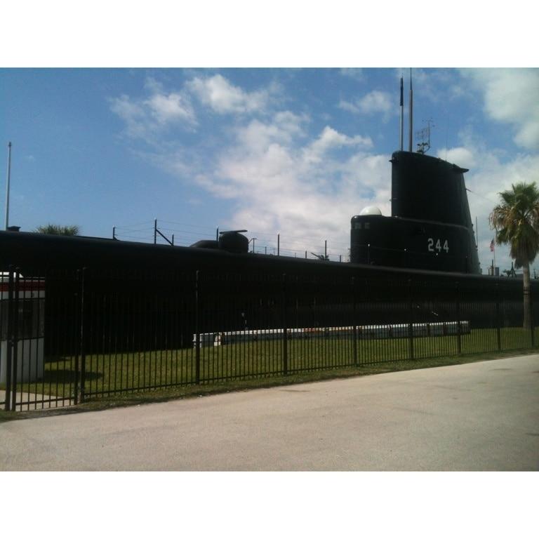 Seawolf Park, Galveston, Texas, United States of America