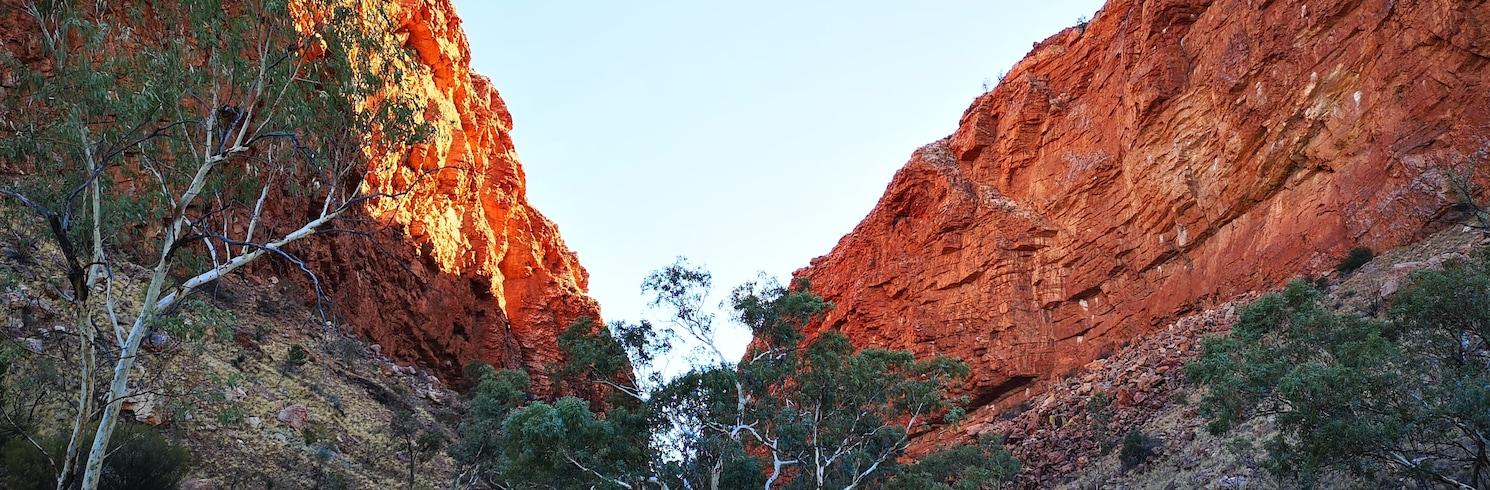 Берт-Плейн, Северная территория, Австралия