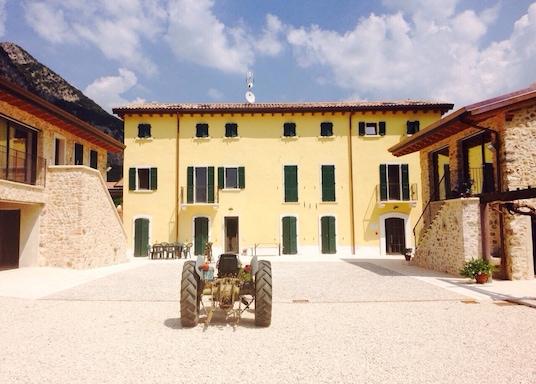 Rivoli Veronese, Italien