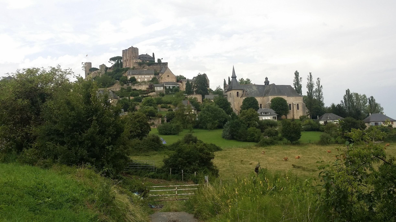 Turenne, Département Corrèze, Frankreich