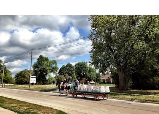 Osceola (e arredores), Iowa, Estados Unidos