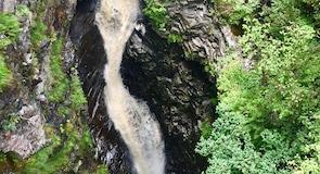 น้ำตก Falls of Measach