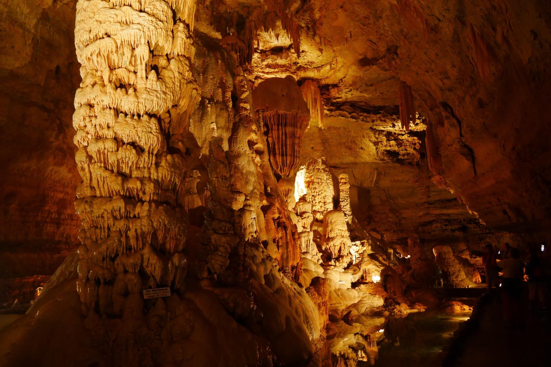 Natural Bridge Caverns, San Antonio, Texas, United States of America