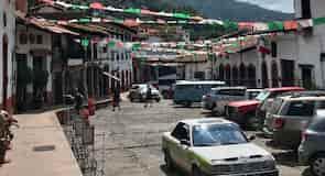 Santa María Ahuacatlán