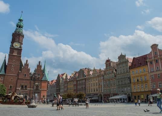 فروكلاف, بولندا