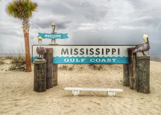 Gulfport, Mississippi, USA