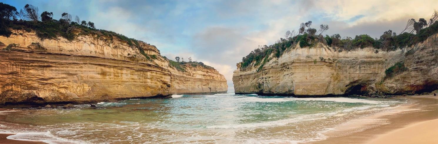Port Campbell, Victoria, Ástralía