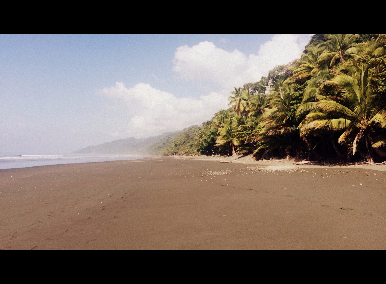 Carate Beach, Puntarenas Province, Costa Rica
