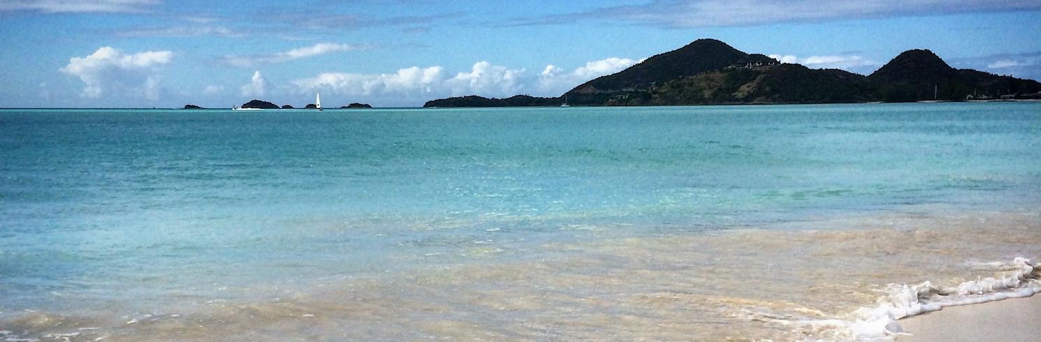 Jolly Harbour, Antigua og Barbuda
