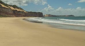 Záliv delfínov  Pláž