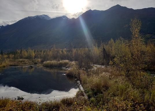 Río Eagle, Alaska, Estados Unidos