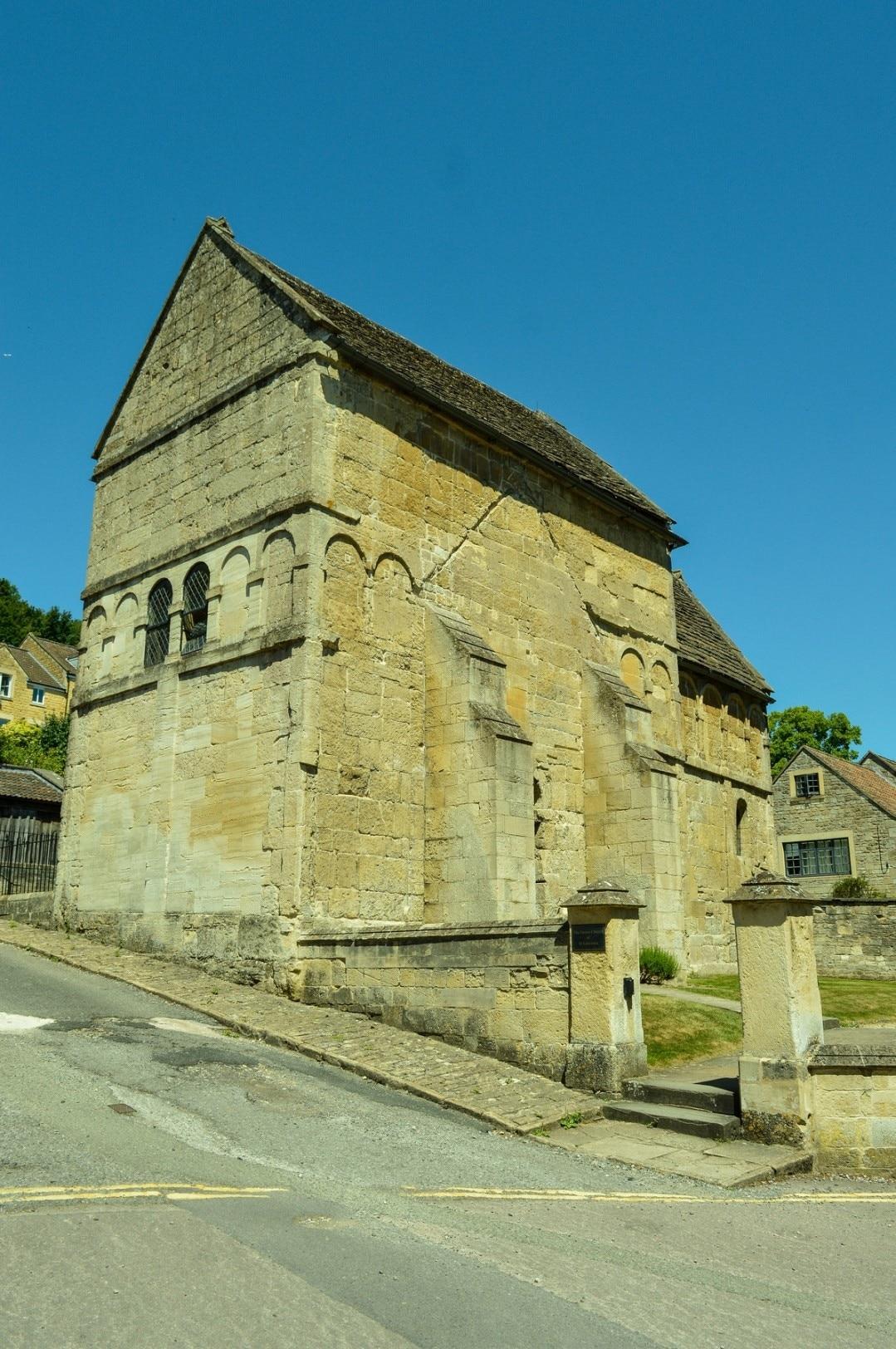 St Laurence Church, Bradford-on-Avon, England, Großbritannien