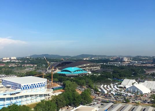 Шах-Алам, Малайзия