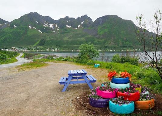 Senjahopen, Noruega