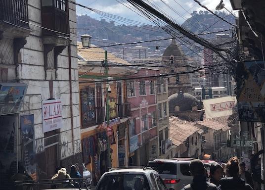 拉巴斯, 玻利維亞