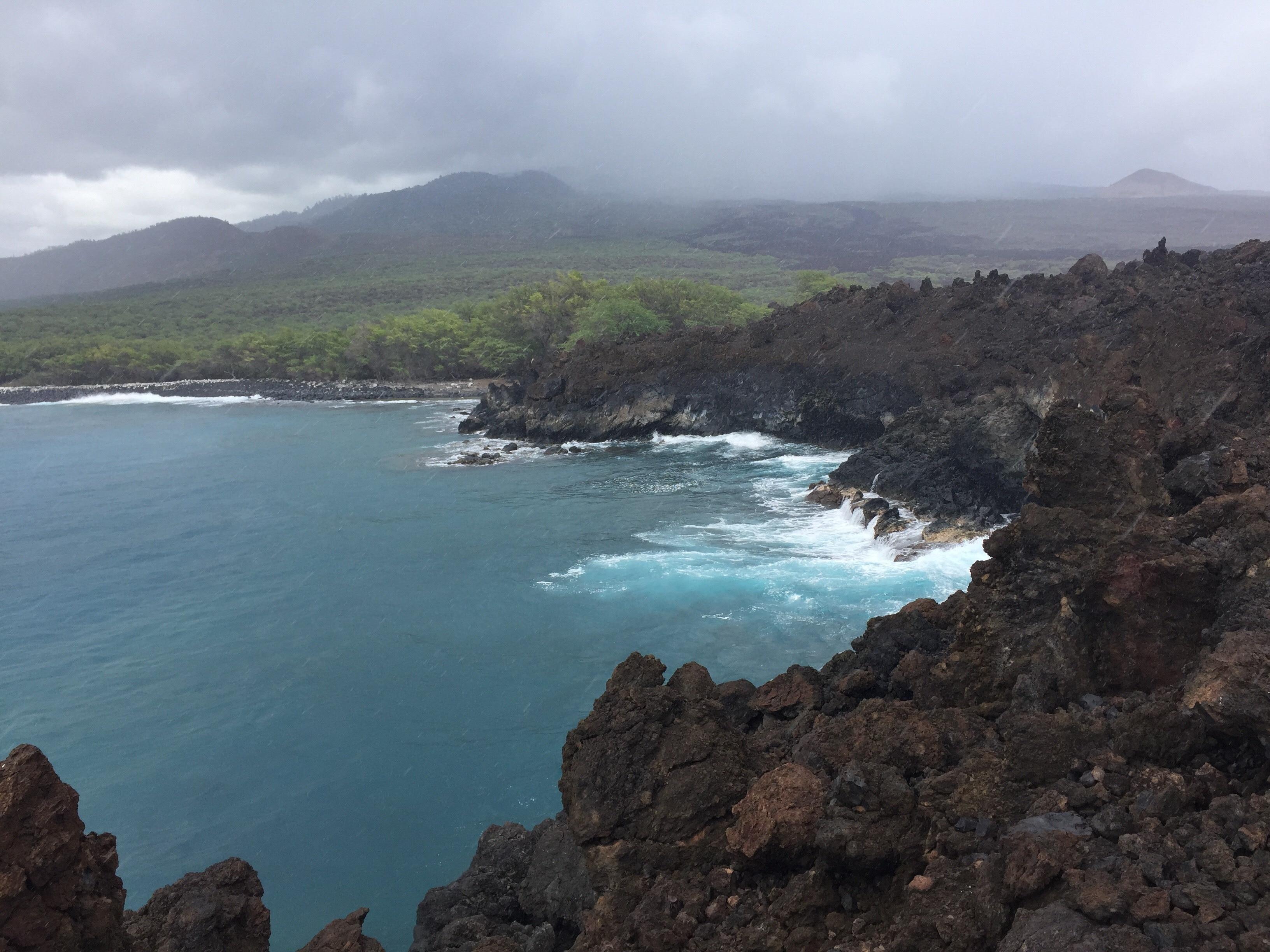 La Perouse Bay, Kula, Hawaii, United States of America
