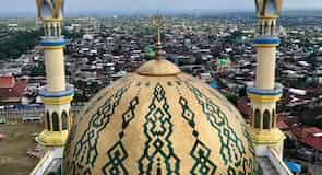 Mešita Islamic Center NTB